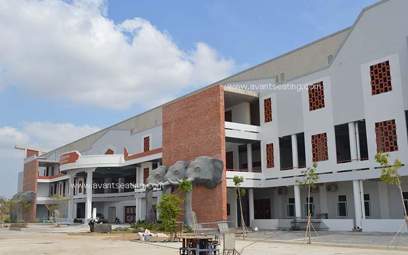 Morodok Techo National Sports Complex Phnom Penh Cambodia 1 With Wm
