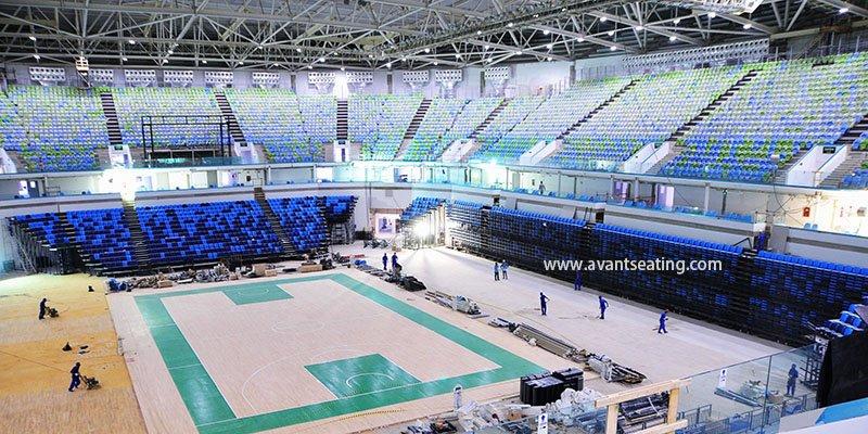 avant seating Arena Carioca 1 Rio de Janeiro Brazil featured image wm