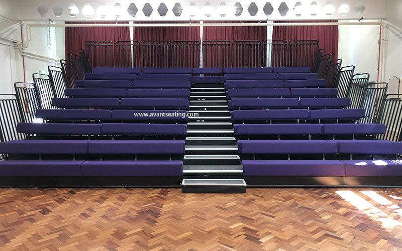 avant seating Bernadette's RC Primary School London UK 1 wm