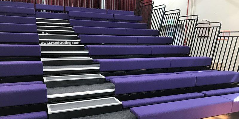 avant seating Bernadette's RC Primary School London UK 2 wm