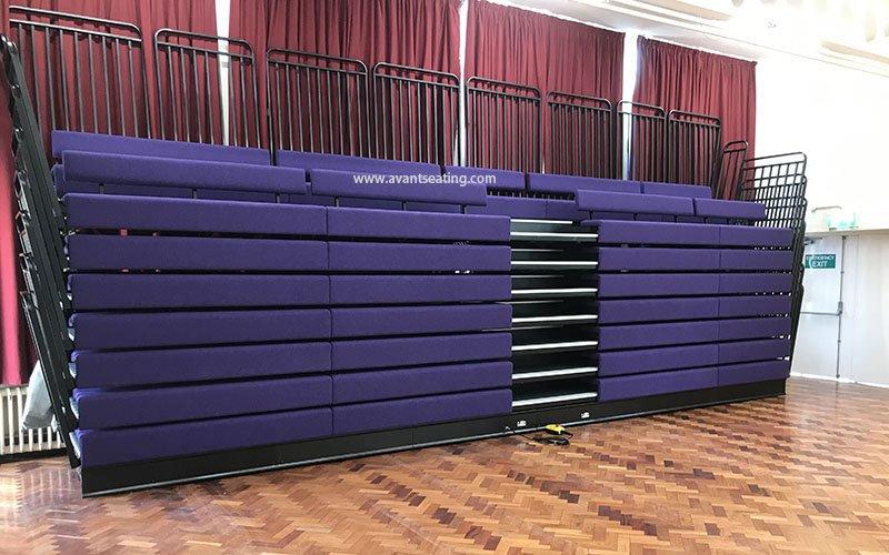 avant seating Bernadette's RC Primary School London UK 3 wm