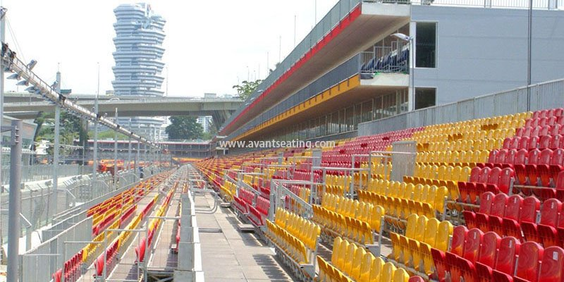 avant seating F1 Singapore featured image wm