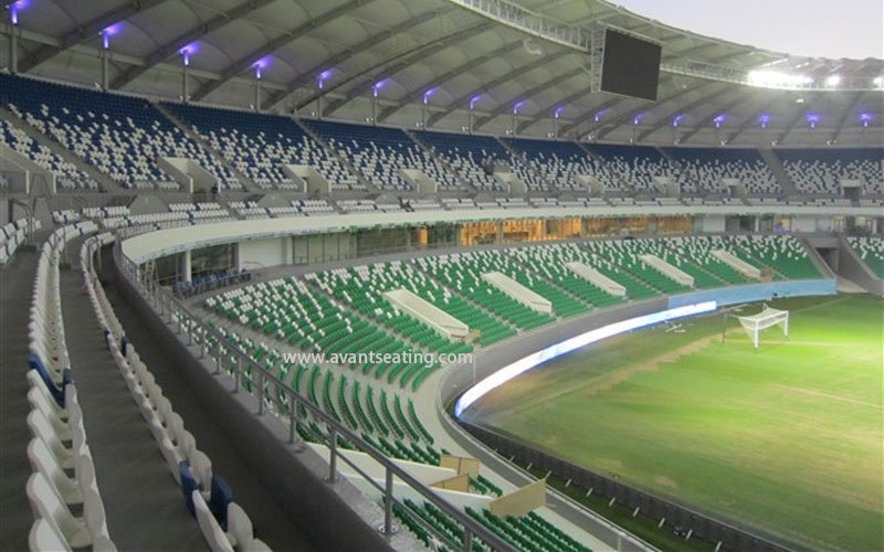 avant seating FC Bunyodkor Stadium Tashkent Uzbekistan 1 wm