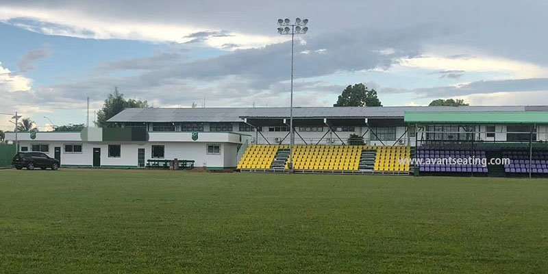 avant seating George W Streepy Stadion Paramaribo Suriname featured image wm