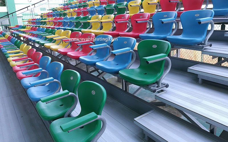 avant seating Sports Commission Tennis Court the Philippines 2 wm