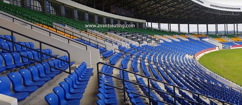 avant seating Stade d'Oyem Gabon 1 wm