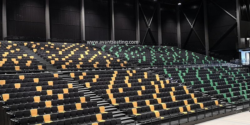 avant seating Trondheim Spektrum Trondheim Norway featured image wm
