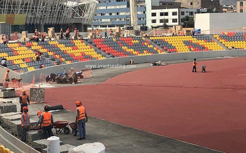 avant seating VIDENA Athletic Lima Peru 1 wm