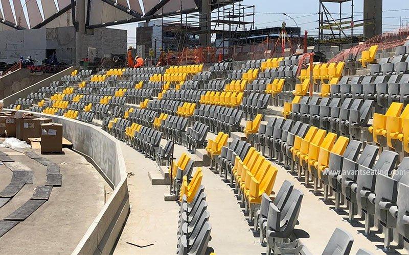 avant seating VIDENA Athletic Lima Peru 2 wm