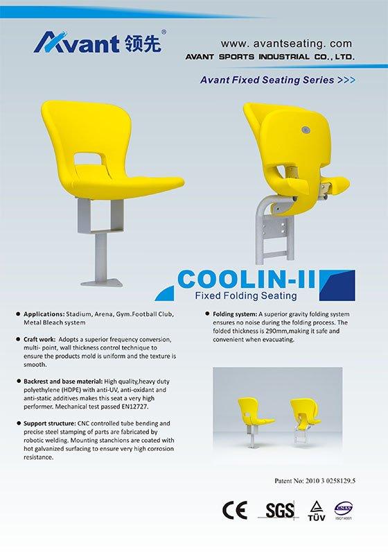 catalog Coolin II
