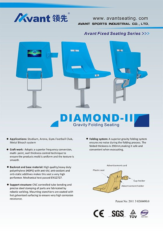 catalog Diamond II