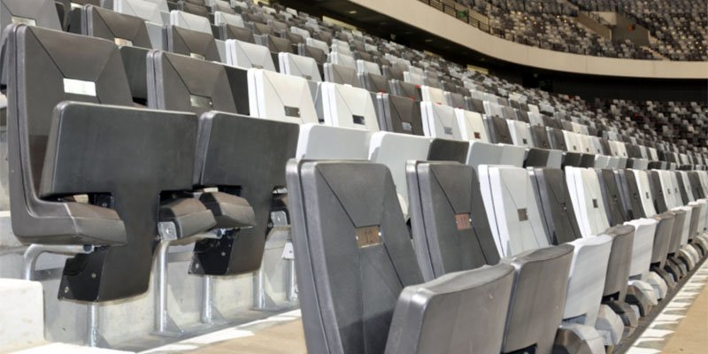 Avant Diamond Stadium Seat
