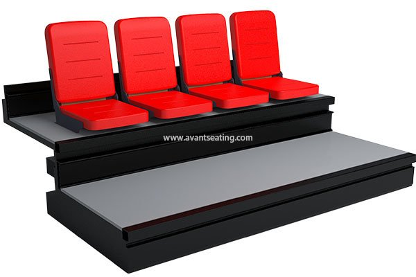 telescopic seating HS-SF Q Without Armrest with watermark
