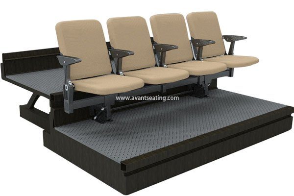 telescopic seating HS-SF with watermark