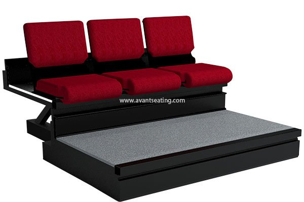 telescopic seating Histar Seat with watermark