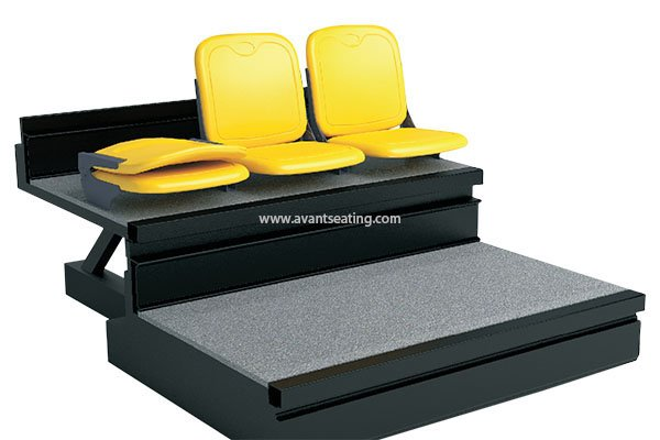 telescopic seating KK-CF Q with watermark