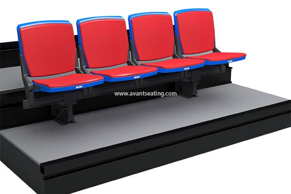telescopic seating YH-CF H with pads with watermark