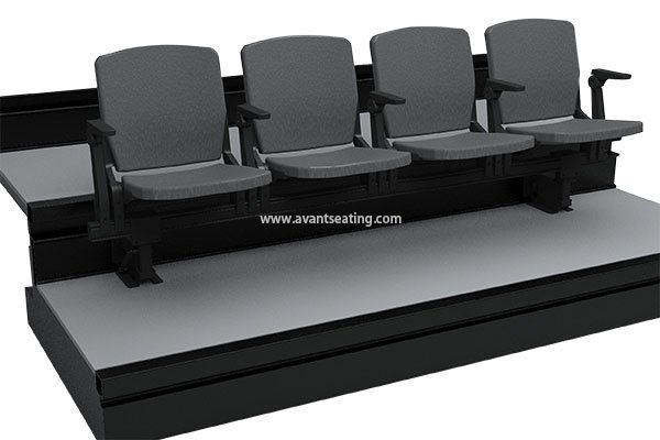 telescopic seating YH-SF with watermark