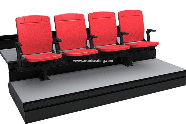 telescopic seating YH-VIP with watermark