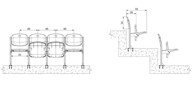 Sy Zf Dimensions Cad Drawing